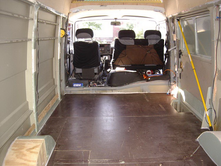 Vloer in het interieur woonkamer betonnen vloer vrij - Makers van het interieur ...